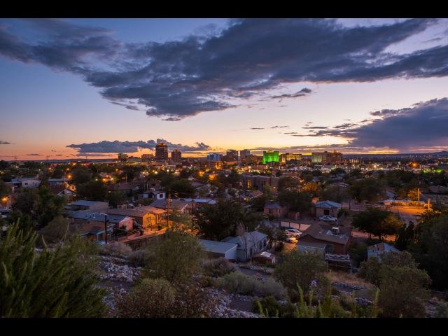 Albuquerque, New Mexico in 4K8K