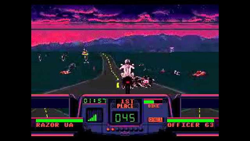 Road Rash 3 - Final Race