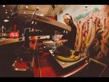 Sister Bliss (Faithless) DJ-set at Studio Brussels