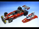 Ferrari 312T Hasegawa 120 Niki Lauda - Formula 1 Model