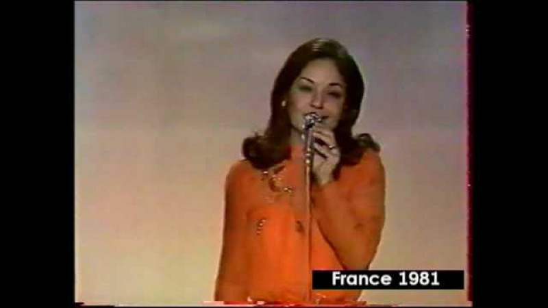 France 1981 - Frida Boccara - Voila Comment Je T'aime