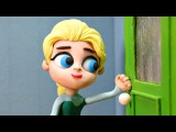 Elsa gets impatient * Olaf and Anna Hog the Bathroom * Frozen Play-Doh Stop Motion Movie Clips