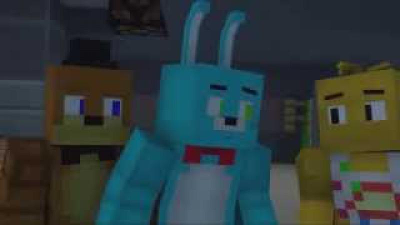 Minecraft Приколы | 7 | 5 ночей с Фредди