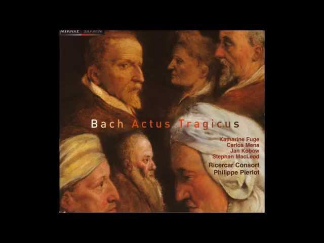 Cantata BWV 106 Gottes Zeit ist die allerbeste Zeit 'Actus Tragicus' 6 Sonatina