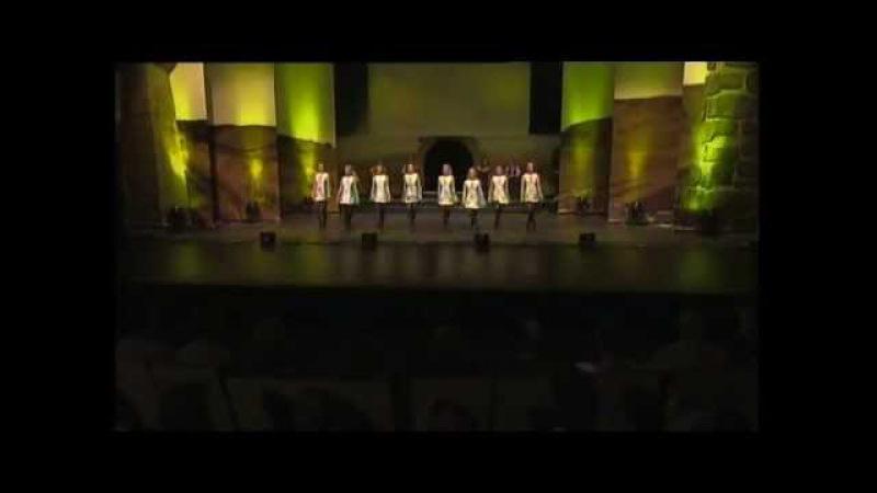 Ирландские танцы. Rhythm of the Dance (отрывок)