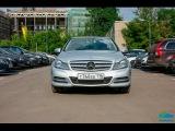 Mercedes-Benz C-klasse III (W204) AT 1.6 (156Hp) 2013 г.  62 212 км.