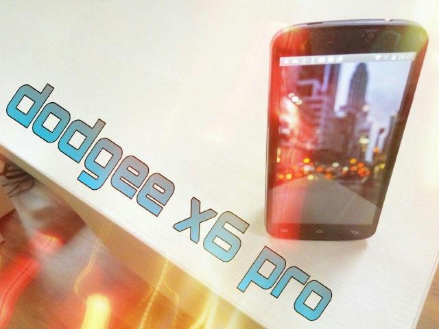 Чисто Китай – Doogee X6 pro Ты такой купишь?