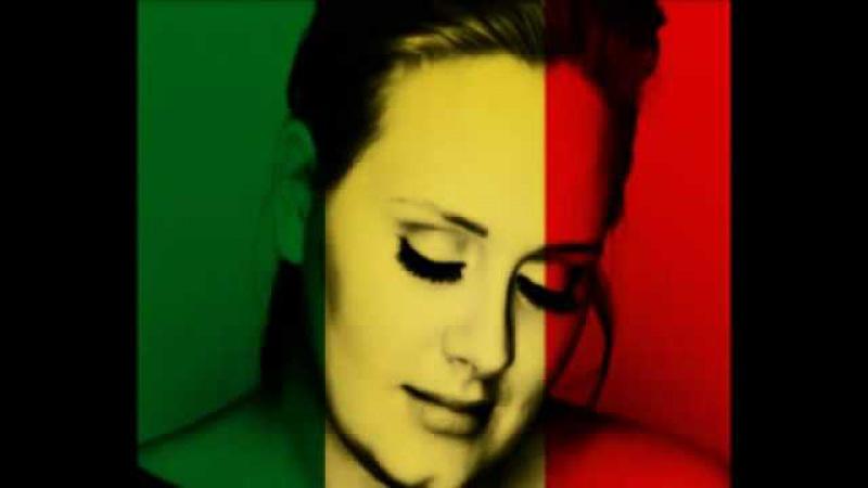 Adele - Set Fire To The Rain (VERSÃO REGGAE)