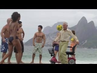 Футбольные мега трик-шоты