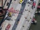CRANE COLLAPSES ON TAPPAN ZEE BRIDGE 19/7/2016