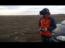Eachine racer 250 long range 1.7km lost and found with Radiolink AT9 rssi