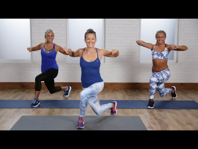 15 Minute Beginner's At Home Cardio Workout Class FitSugar
