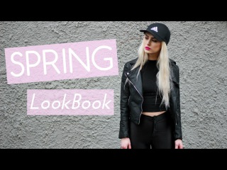 Spring LookBook - Grunge, Edgy, Cute | Evelina Forsell