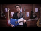 St. Vincent Answers Questions About Her New Signature Guitar