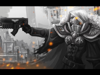 Warhammer 40 000 multiplayer Hardcore #35 - Командное взаимодействие