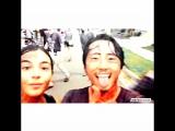 The Walking Dead Vines - Steven Yeun x Alanna Masterson x Christian Serratos Classic