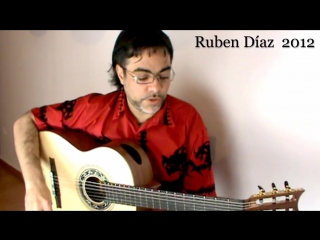 Diaz Ruben - Basic Rasgueos Practice 5/10
