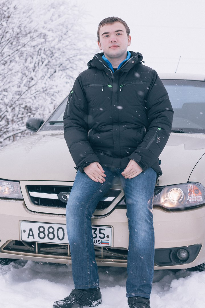 Дима Михайлов, Вологда - фото №1