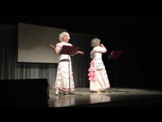 Головокружение в театре Драмы 25.04.2016