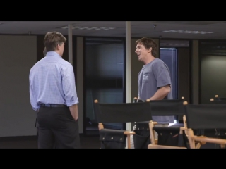 Видео со съёмок: Игра на понижение / The Big Short [2015]