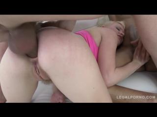 Lola Taylor brutal anal humiliation with DP, DAP & DVP [Gonzo, IR, Gangbang, Anal, DP, DPP, DAP, Swallow]