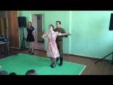 Синий платочек - песни военных лет (поет Виктория Райкина,танцуют солисты ансабля танца