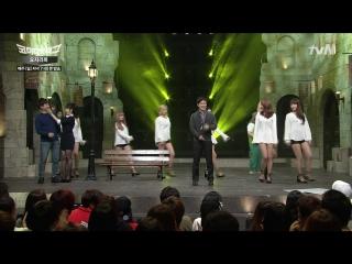 VK 151206 Nine Muses (나인뮤지스) на tvN Comedy Big League (코미디 빅리그 S6)