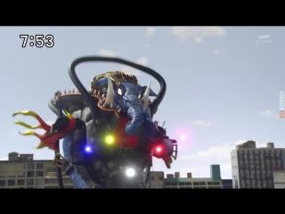 [dragonfox] Shuriken Sentai Ninninger - 21 (RUSUB)