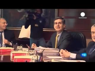 Конституционный суд Испании аннулировал резолюцию о независимости Каталонии