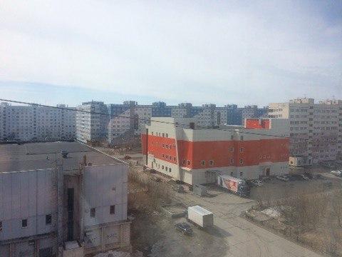 Вид из окна гостиницы Амакс