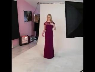 Real model Dutch beauty Joyce