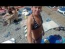 Ялта, пляж 27 августа,2916😉