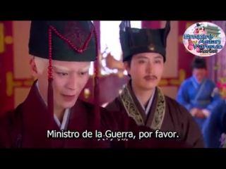 Love YunGe from The desert //Capitulo 27//Empire Asian