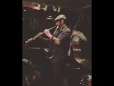 Last nights funky NYC basement jazz sesh