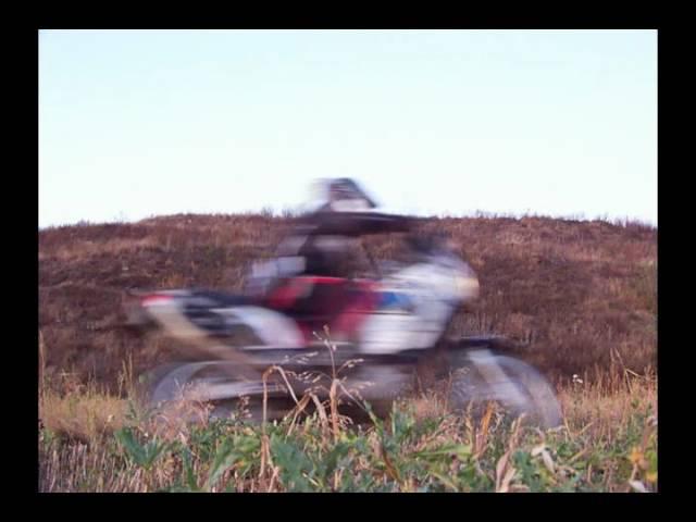 YAMAHA XTZ 750 Sava Rockrider test
