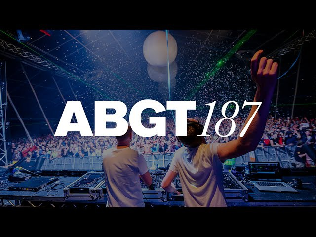 Group Therapy 187 with Above Beyond and Croquet Club