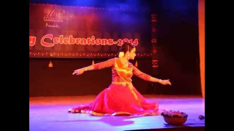 Shiv Vandana Suddh Nritya (World Dance Day-2014-Chennai)