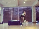 "@erine0503 on Instagram: ""매일이 걱정? #잠은안오고배는고프고 #안무영상 #안무연습 #이유애&#4"