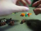 растения против зомби из lego plantes contre zombies de lego plants vs zombies lego