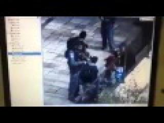Нападение с ножом на полицейского в Иерусалиме