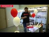 Открытие магазина м. Академическая + Итоги розыгрыша