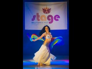 Stage fest Uzhgorod 2016 Tamila Kolodii