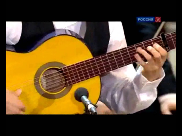 Grisha Goryachev plays Bulerias (Cepa Andaluza) by Paco de Lucia