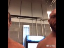 What happens when @HEELZiggler and @Ryback22 swap faces WWEHershey MSQRD