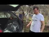 Шумоизоляция автомобиля своими руками Mazda cx 5 пол.