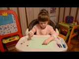 Чем занять ребенка, за 5 минут?💥🍒🎠 Обрисовываем монеты) - Лика Хурция