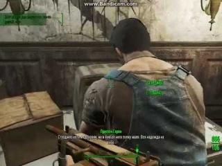 Прохождение Fallout 4 - ДОСТАТЬ ЯДЕРНЫЙ БЛОК ДЛЯ ТРАНСФОРМЕРА)Video review(ВИДЕО ОБЗОР 2015)(16)