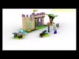 Конструктор Lego Disney Princesses Лего Принцессы Дисней Горные игры Мериды