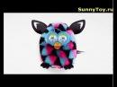 Интерактивная игрушка Furby Boom Ферби Бум Треугольники Hasbro