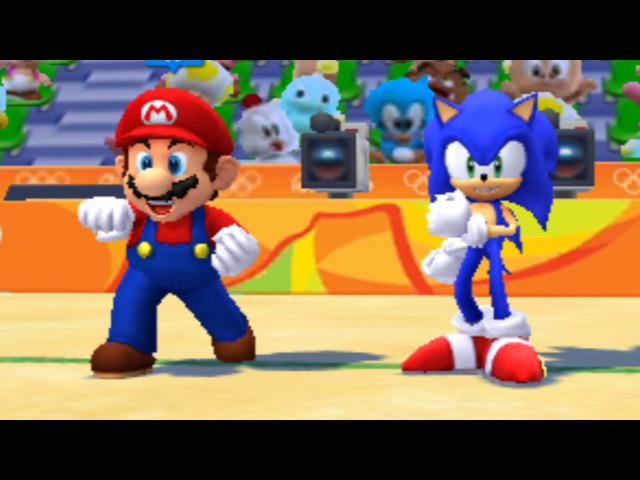 Mario and Sonic at the Rio 2016 Olympic Games All Events 3DS